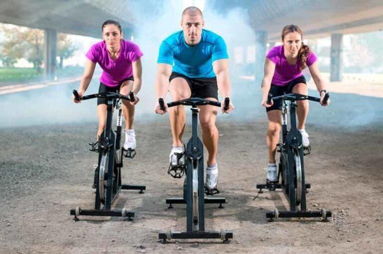 6 beneficios de practicar spinning que te animarán a probarlo
