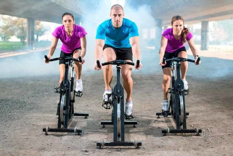 ¿Es beneficioso practicar spinning?