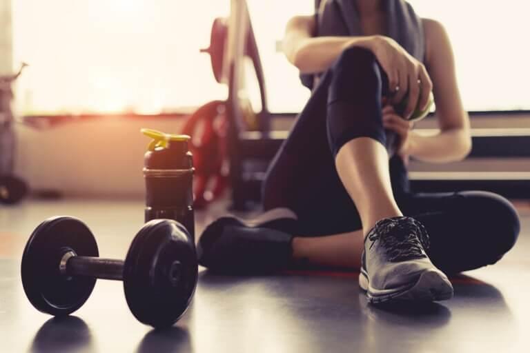 Cómo influye el cansancio muscular en la hipertrofia