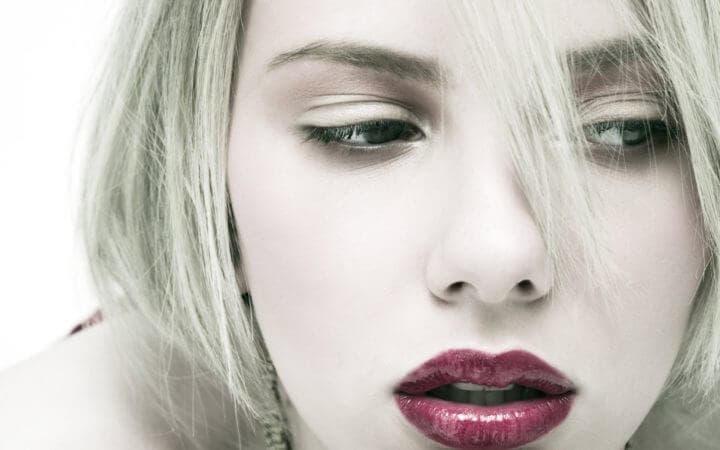 La piel pálida es un signo de deficiencia de hierro