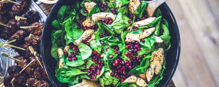 Cómo obtener hierro suficiente a través de la dieta