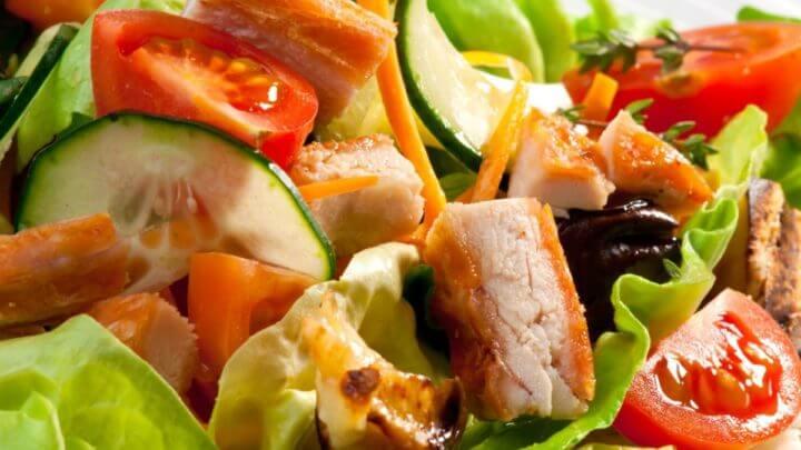 Dieta baja en carbohidratos y alta en grasas
