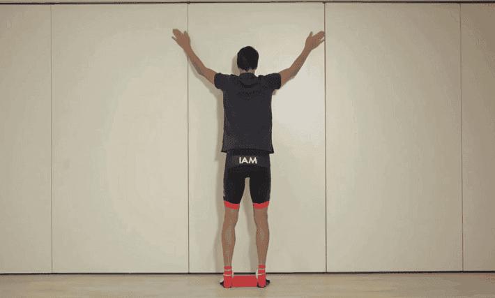 Ejercicio de movilidad para hombros y espalda