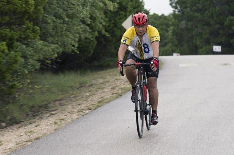 3 ejercicios de movilidad para ciclistas mayores de 40 años