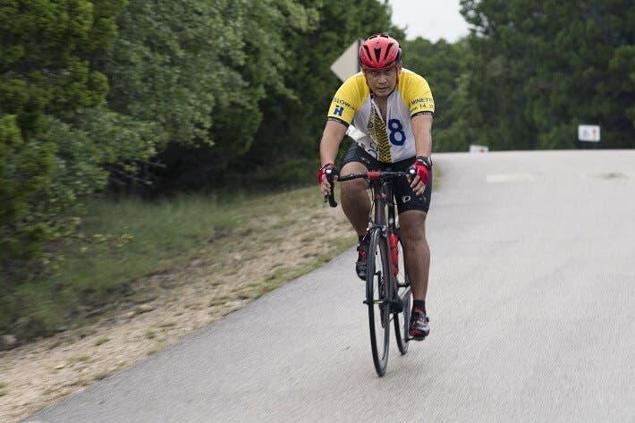Ejercicios de movilidad para ciclistas de más de 40 años