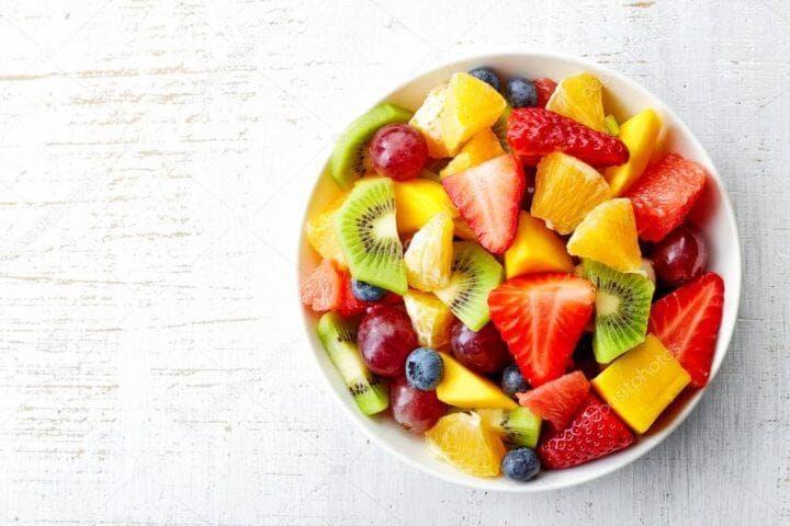 Mejores frutas para agregar a tu ensalada