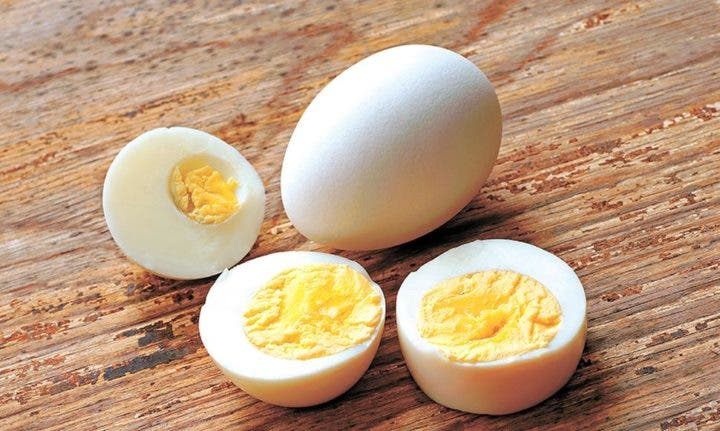 Beneficios de agregar huevo a tu ensalada