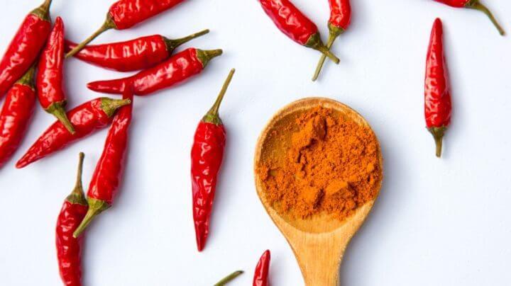 La ingesta de pimienta de cayena mejora la circulación