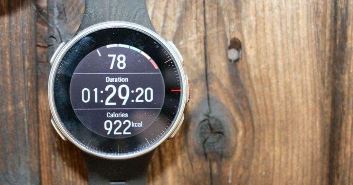 Reloj inteligente Vantage