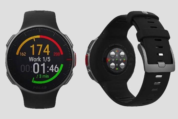 Funcionalidades del Smartwatch Vantage de Polar