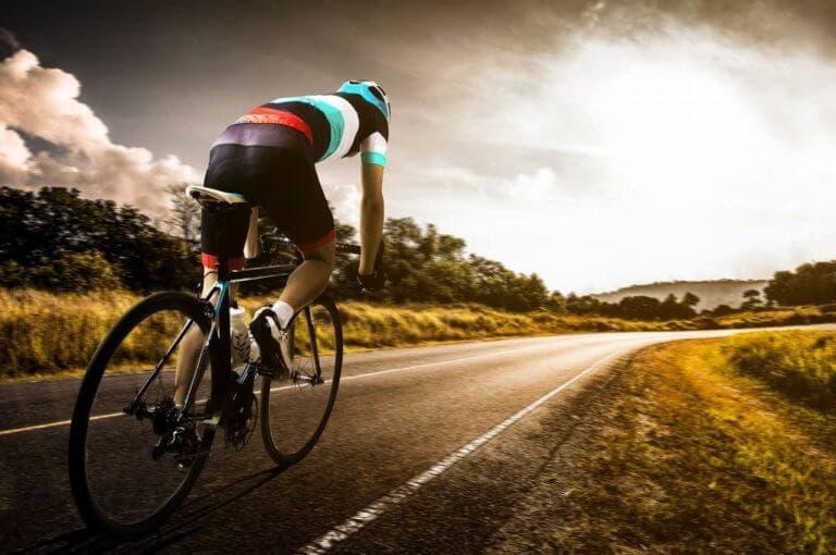 4 consejos para ganar una carrera de ciclismo al sprint