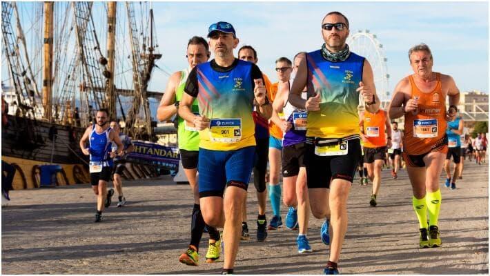 Ventajas de los equipos de running para correr