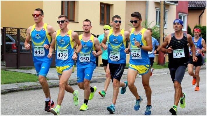 Beneficios de unirte a un equipo de running