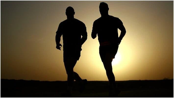 Beneficios de correr en grupo