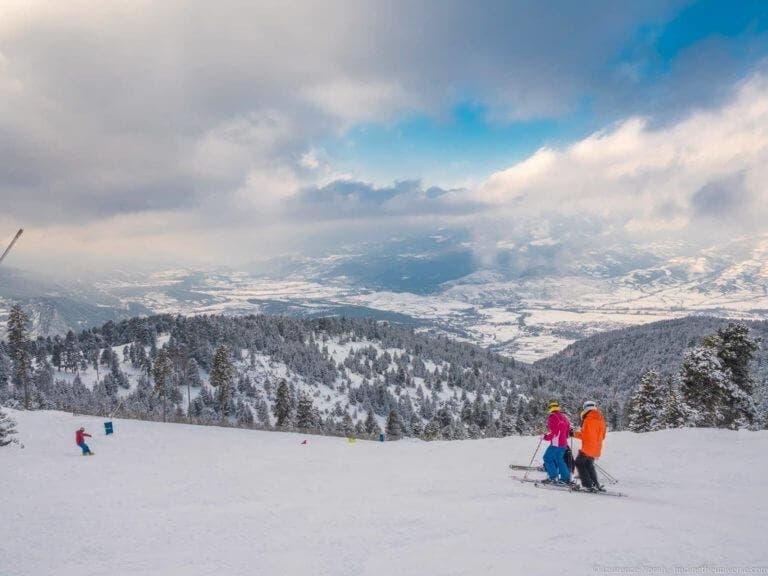 Estaciones de esquí más económicas de España