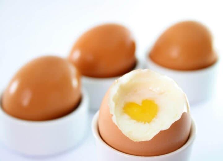 Relación entre los huevos y el colesterol