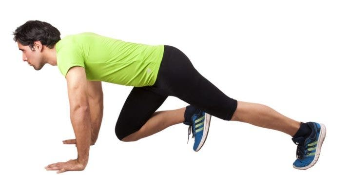 Ejercicios de cardio alternativos al running
