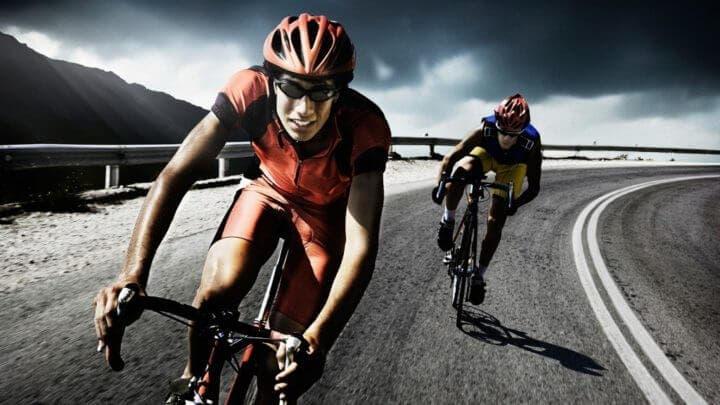 Cómo ganar una carrera ciclista al sprint