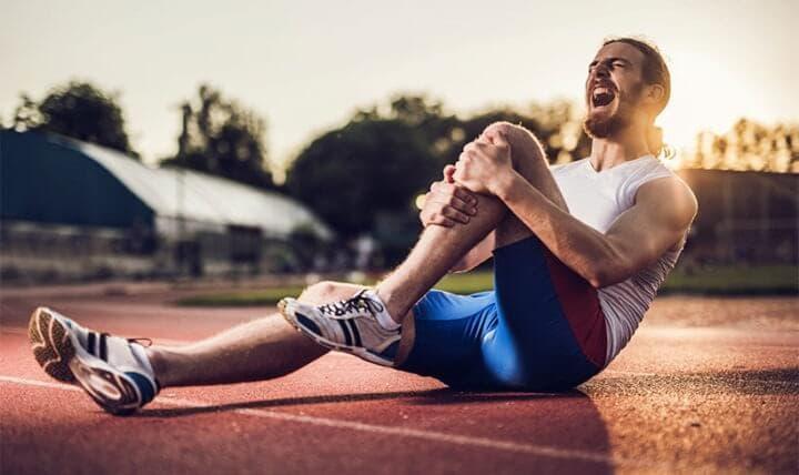 Problemas físicos causados por lesiones en el running