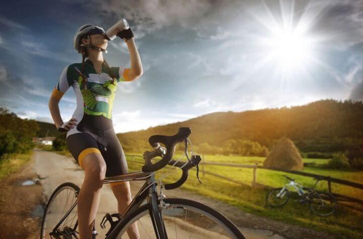 El ciclismo es una actividad de bajo impacto