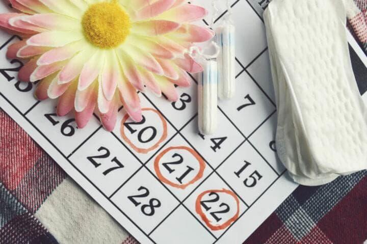 Llevar un registro menstrual para determinar la deficiencia energética