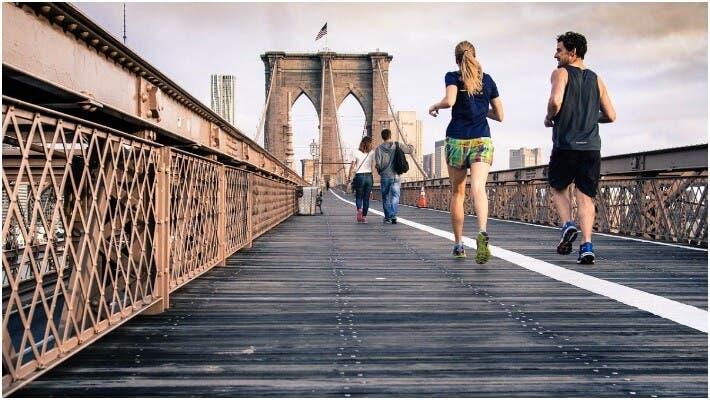 Beneficios del running en equipo