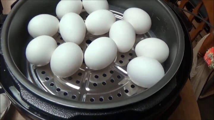 Clasificación de los huevos según su tamaño