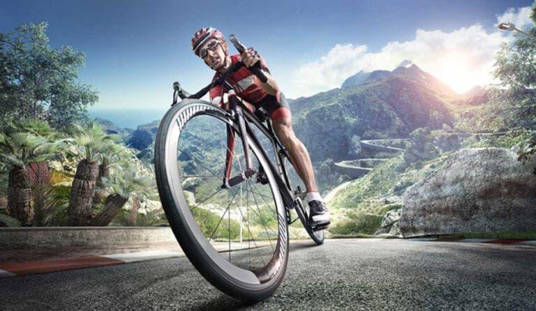 Una cadencia en ciclismo alta puede reducir la velocidad