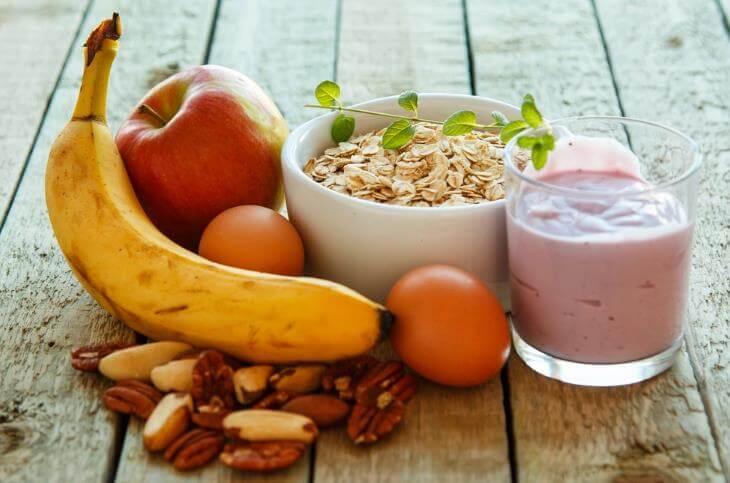 Desayunos nutritivos y saludables