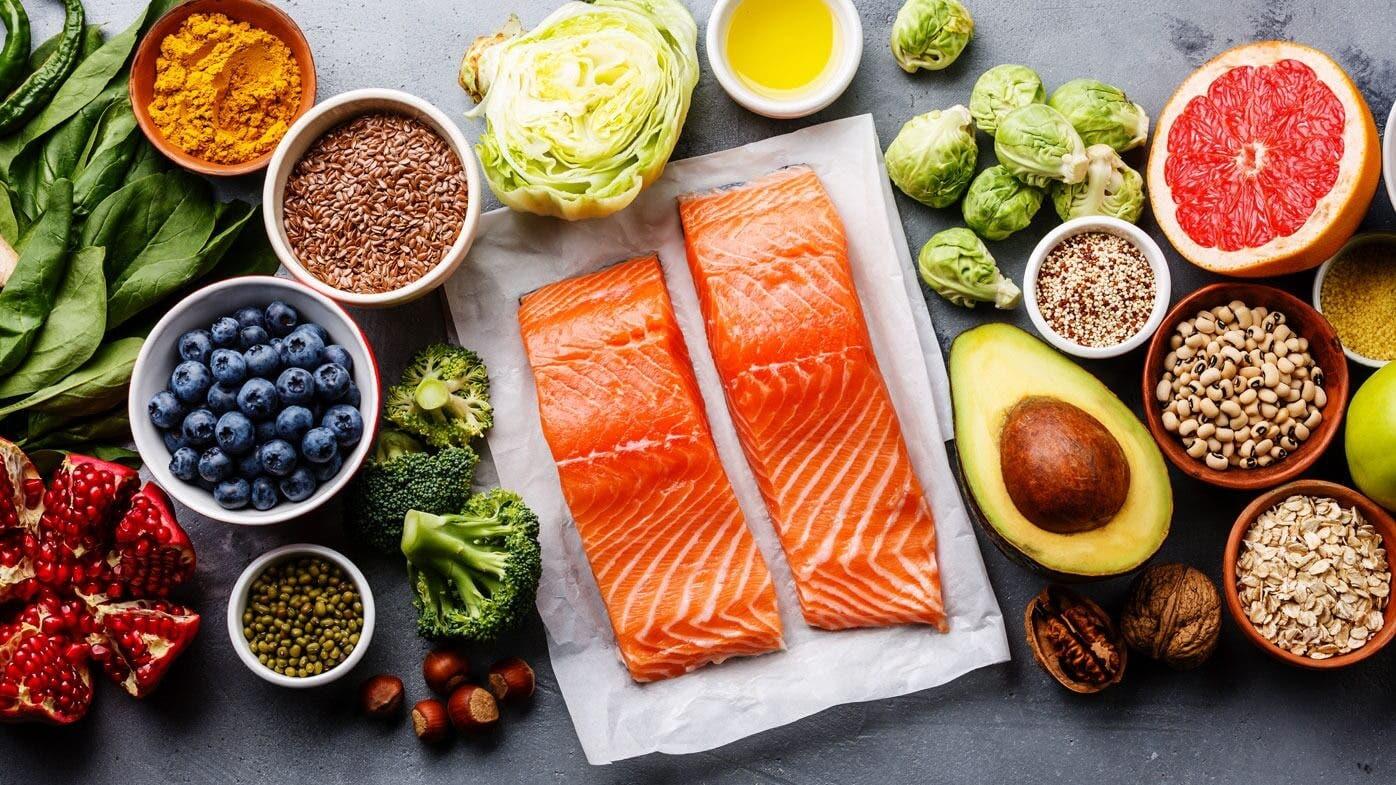 Efectos de la dieta nórdica en la salud