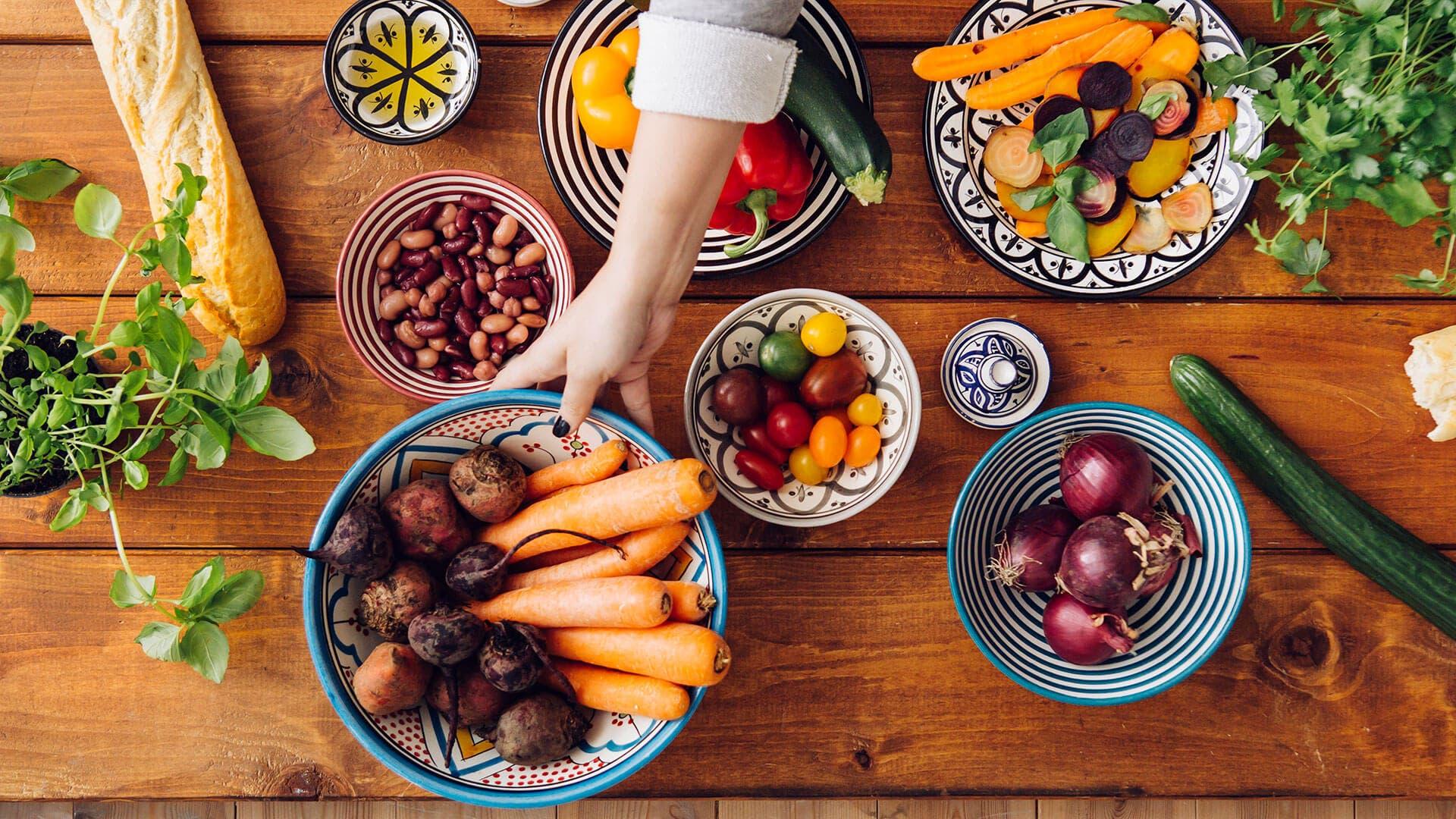 La dieta nórdica puede reducir la inflamación