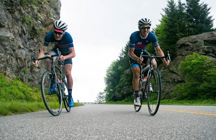 ¿Cuál es la mejor cadencia en un ciclista?