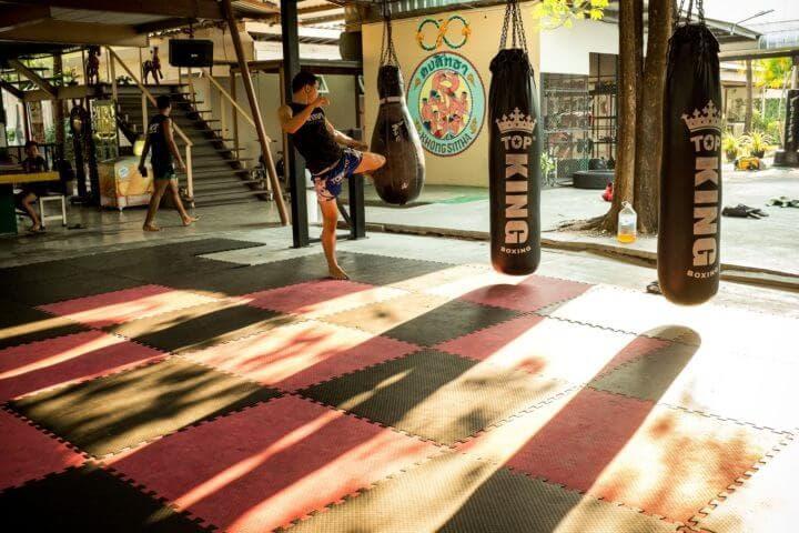 El Muay Thai forja tu disciplina