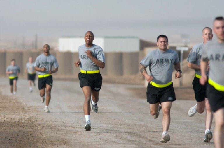 Como conseguir correr 2 kilómetros y medio en 10 minutos