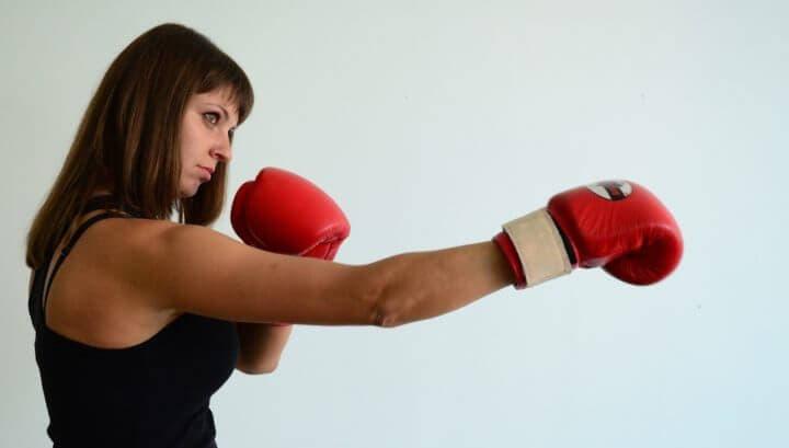 ¿Qué músculos trabaja el Muay Thai?