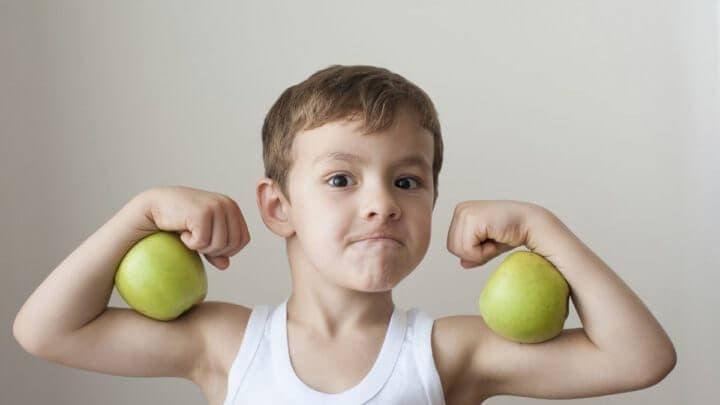 Medidas preventivas de la obesidad infantil