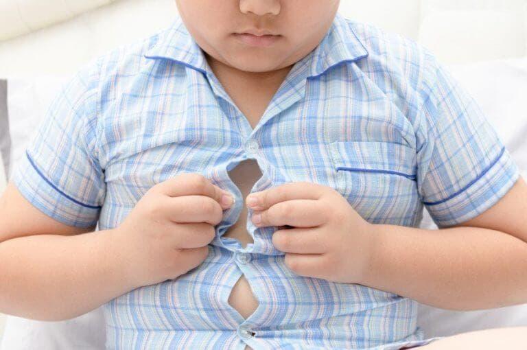 La obesidad puede acelerar la pubertad en niños