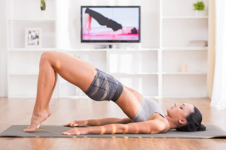 7 consejos para ponerse en forma sin ir al gimnasio