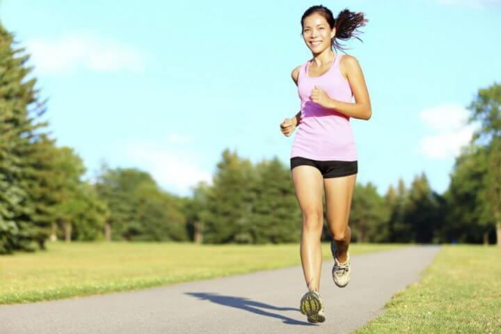 Practicar running fortalece los huesos