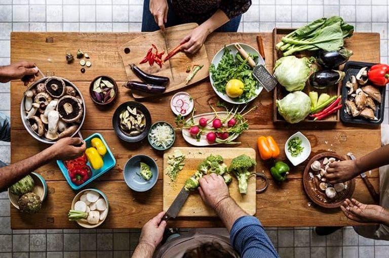 como disenar una dieta vegetariana