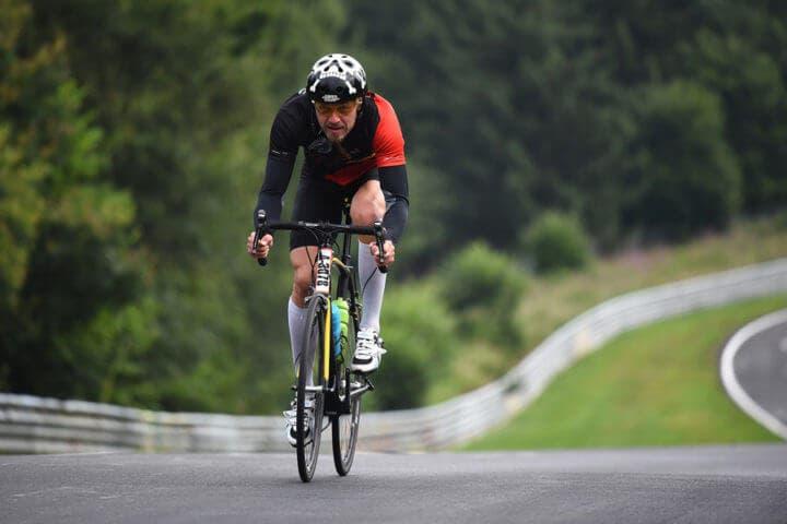 ¿Que hacer después de terminar un circuito de ciclismo?