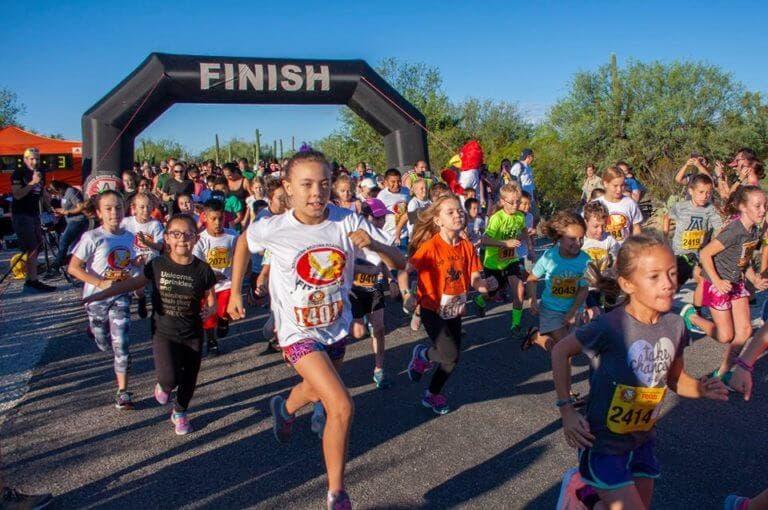 Cómo conseguir que tus hijos se interesen en el running