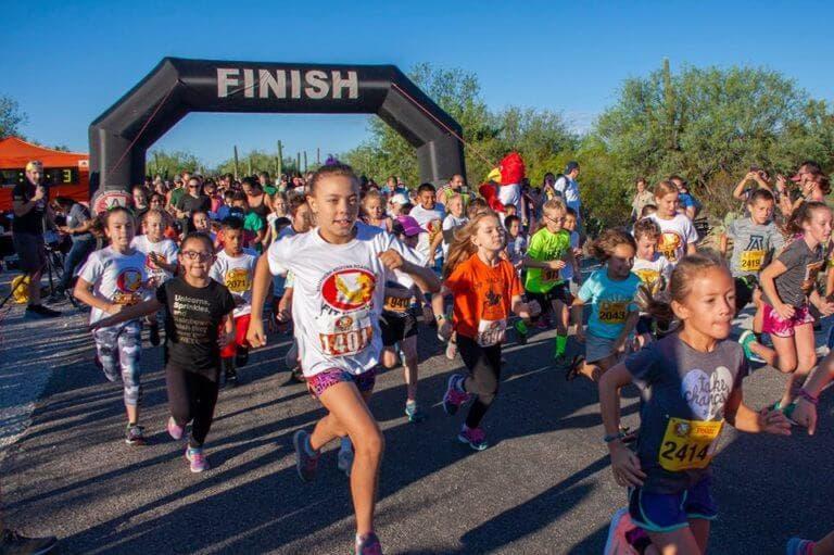 ¿Es conveniente apuntar a tus hijos a competiciones de running?