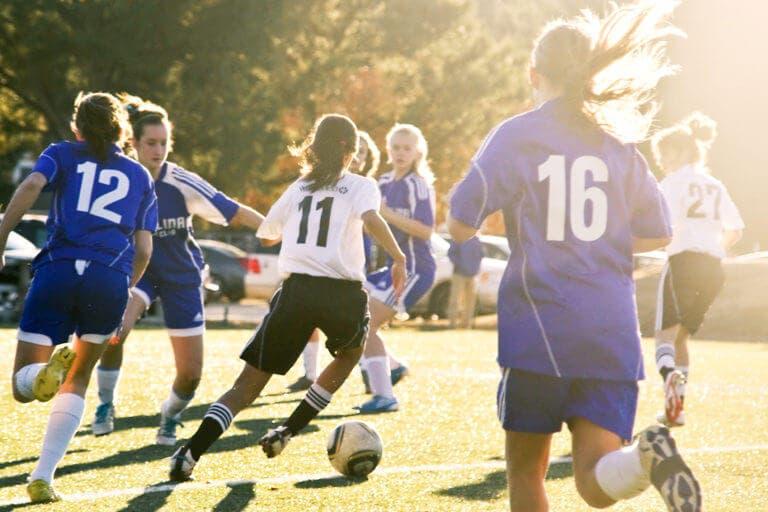 Cómo entrenar las aptitudes físicas en futbolistas