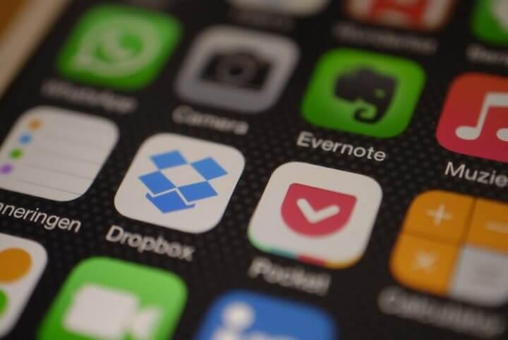 Evernote es una app para iPhone que ahorra tiempo