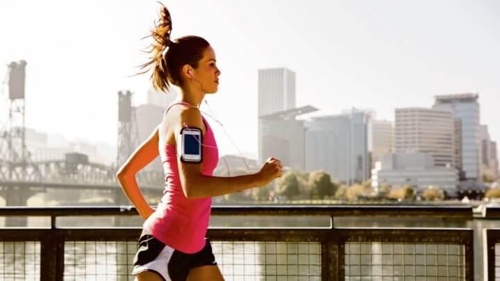 Exactitud de las métricas de entrenamientos de running
