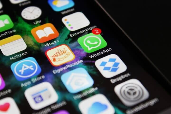 App correctora de ortografía para iPhone