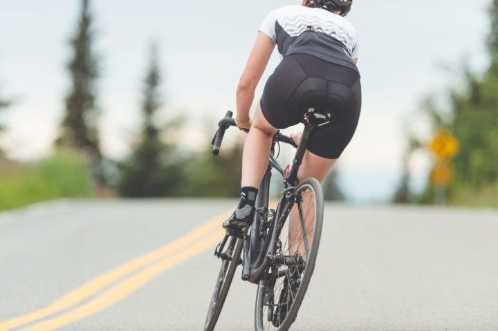 ¿Por qué el ciclismo es malo para el sistema óseo?