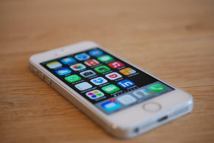 App para gestionar y editar fotos de iPhone