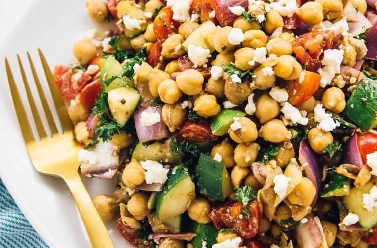 Los mejores platos de la dieta mediterránea